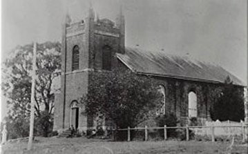 Old St Mary Magdalene Church Buuilding
